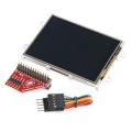 Raspberry Pi Display Module - 3.2&quot; Touchscreen LCD